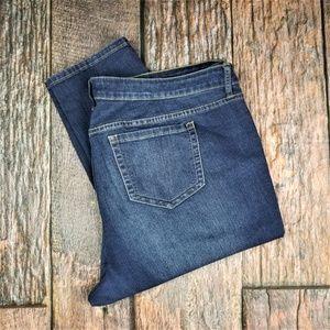 Torrid | Curvy Skinny Jeans Dark Wash